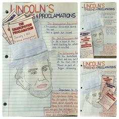 Complete Civil War and Reconstruction Interactive Notebook Pages for American History