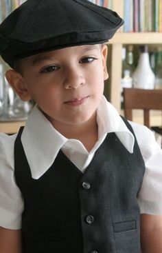 Ring Bearer Outfit! :)