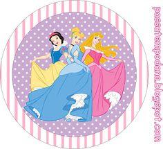 Passatempo da Ana: Princesas