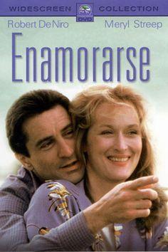 ENAMORARSE (Ulu Grosbard, 1984)  Dos de los 10 mejores actores de la historia se pusieron de acuerdo para ídem. Feetes pero muy bonicos. No sé si me explico.  PD: Su banda sonora fue una joya