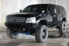 2007-2014 Chevy Tahoe/Suburban/Avalanche Stealth Front Bumper