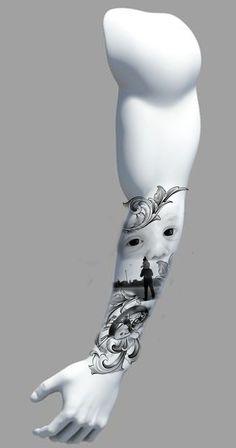 55 Ideas tattoo frases no peito masculino Family Tattoo Designs, Angel Tattoo Designs, Family Tattoos, Tattoo Sleeve Designs, Sleeve Tattoos, Daddy Tattoos, Father Tattoos, Tattoos For Guys, Skull Tattoos