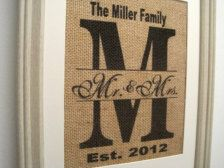 wedding decorating ideas burlap and chevron - Google Search