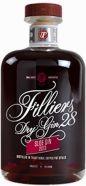 Gin Filliers Dry Gin 28 - Sloe 26º - Disponível em www.estadoliquido.pt