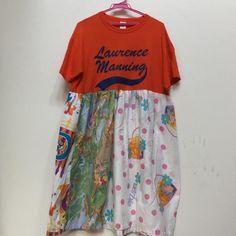 Patchwork Dress, Kawaii Clothes, Girl Fashion, Fashion Design, Alternative Fashion, Refashion, Bag Accessories, Vintage Outfits, Two Piece Skirt Set
