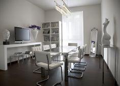 PROGETTO BIANCO @ Milano. Milano, Conference Room, Interior Design, Table, Furniture, Home Decor, Nest Design, Decoration Home, Home Interior Design