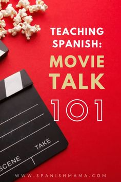 Interested in using Movie Talks as a teaching resources in your Spanish classroom? Here are the essential tips you need to know for getting started, plus videos that show everyday teachers doing MovieTalks in their language classes! High School Spanish, Elementary Spanish, Spanish Teacher, Spanish Classroom, Spanish Language Learning, Teaching Spanish, Learn Spanish, Teacher Blogs, Teacher Resources