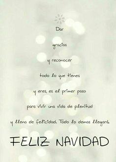 Celebra la llegada de la #Navidad con estas bellas #frases que son ideales para esta temporada navideña. #FrasesParaNavidad #FrasesCortas #FrasesNavideñas