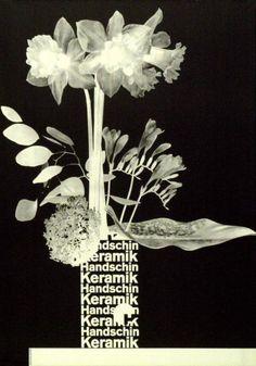 Karl Gerstner | Handschin Keramik-Plakat