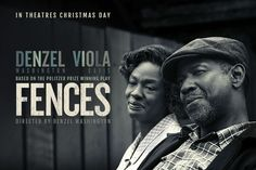 Official movie site for Fences, starring Denzel Washington and Viola Davis. Watch the trailer here.  In theatres December 25, 2016.