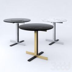 Minotti Catlin Side Table