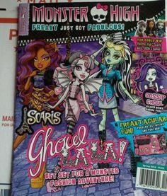 Monster high magazine
