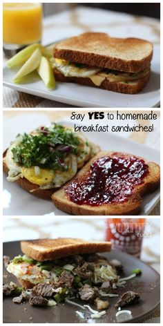 Say Yes To Homemade
