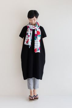 伊勢木綿 くびまき/幼なじみ - SOU・SOU netshop (ソウソウ) - 『新しい日本文化の創造』