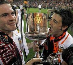 Trofeos del Valencia CF