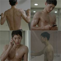 Descendants Of The Sun Song Joong Ki