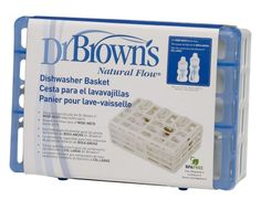 Dr. Brown's Wide Neck Dishwashing Basket, Polypropylene - $4.42