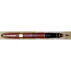 Parker Sonnet Mini Red Lacquer Gold Trim Ballpoint Pen