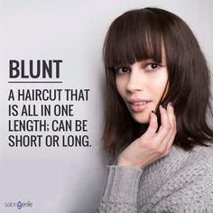 Blunts Work On Everyone!  #Haircut   #HairGoals   #Hairstyle