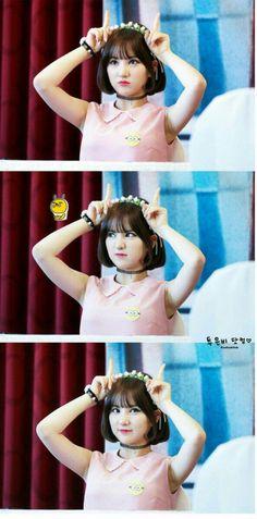 K Pop, Kpop Girl Groups, Kpop Girls, Beautiful Asian Girls, Beautiful People, Jung Eun Bi, Real Doll, Kawaii, G Friend