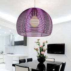 Z Modern Creative Aluminum Dining Room Pendant Light For Study Room Home Restaurant Hall Coffee Shop Simple Lamp E27 LED #Affiliate