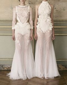 Ricardo Tisci for Givenchy couture. Can't wait to see his fall haute couture! Haute Couture Style, Couture Mode, Couture Fashion, Runway Fashion, High Fashion, Fashion Show, Fashion Design, Fashion Glamour, Couture Details