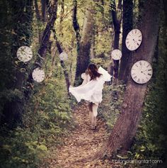 L is for Lost Time by =Nilanja on deviantART
