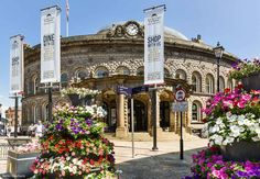 Leeds England, Yorkshire England, West Yorkshire, Leeds Corn Exchange, Yorkshire Sculpture Park, Leeds City, Listed Building, Property For Rent, City Buildings