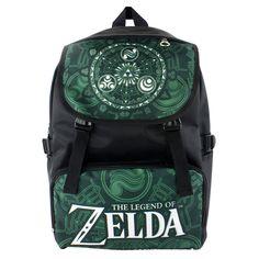 5e7cf72d8cc6 Anime The Legend of Zelda School Backpack Bag - Buy Online