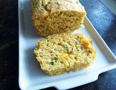 Bolo de milho e queijo! Corn and cheese cake! Delicious!