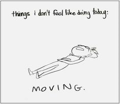Some days the slightest movement brings vertigo and waves of nausea...today is one :(