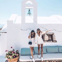 Wanderlust в 2019 г. Santorini, Mykonos, Travel Couple Quotes, Merida, Greece Pictures, Vsco, Best Friend Goals, Bff Goals, Couple Goals