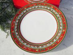 Vintage Service - Tafelservice Weihnachtsservice Merry Christmas - ein Designerstück von artdecoundso bei DaWanda
