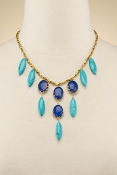 Lapis Necklace from Soft Surroundings