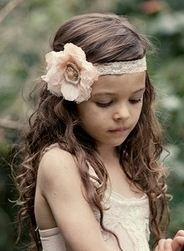 Flower Girl Headpiece