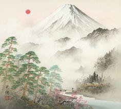 Japan, Fuji on We Heart It - http://weheartit.com/entry/50396521/via/litwinenko
