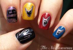 The Nailasaurus | UK Nail Art Blog: Search results for geek week