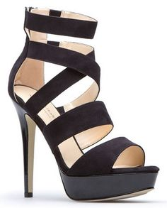 Shoe Dazzle Arden in Black, $39.95