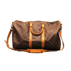 Louis Vuitton Duffle Bag ranges from $800-$900 and I got it from a local recycling company for free.