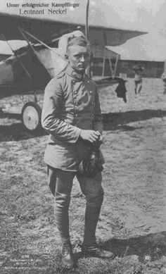 Ulrich Neckel (1898-01-23 - 1928-05-11) was a World War I fighter ace credited with 30 victories.