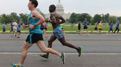 * Tips for Running an 8-Minute MIle - The coach of DC EZ8 shares how she learned to run a faster mile.
