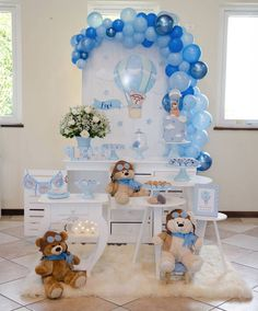 Being a baby shower hostess doesn't have to be stressful! Relax, put your feet up, and get ready to host the cutest baby shower party ever! Cute Baby Shower Ideas, Simple Baby Shower, Baby Shower Themes, Teddy Bear Baby Shower, Baby Boy Shower, Baby Shower Gifts, Shower Party, Baby Shower Parties, Shower Games