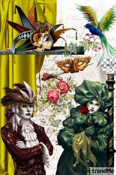 Theatre des Vampires - Combinaciónde moda