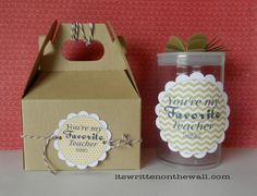 It's Written on the Wall: (freebie) 2012 Teacher Appreciation Tags/Notes & Gift Wrapping Ideas