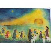 Adventskalenders (2) - Regenboogschaap