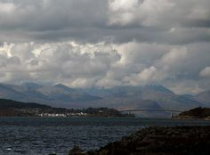 Reference Photos for Painting: Landscapes: Bridge Reference Photographs: Bridge to the Isle of Skye in Scotland