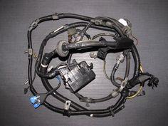 90 93 miata m t computer ecu interior fuse box headlight 90 91 92 93 mazda miata fuse box transmission engine wiring harness