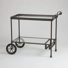 ethanallen.com - biscayne serving cart | ethan allen | furniture | interior design