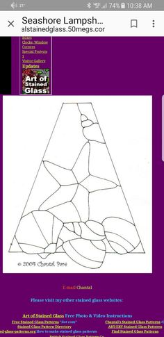 Glass Lamps, Stained Glass Patterns, Free Photos, Dots, Projects, Stitches, Log Projects, Blue Prints