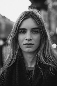 """In """"365 Parisiens,"""" photographer Constantin Mashinskiy documents strangers on the streets of Paris in dramatic black and white portraits."""